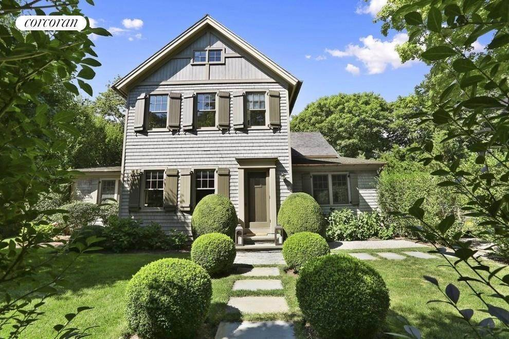 Single Family Home at Sag Harbor Perfection Sag Harbor, NY 11963