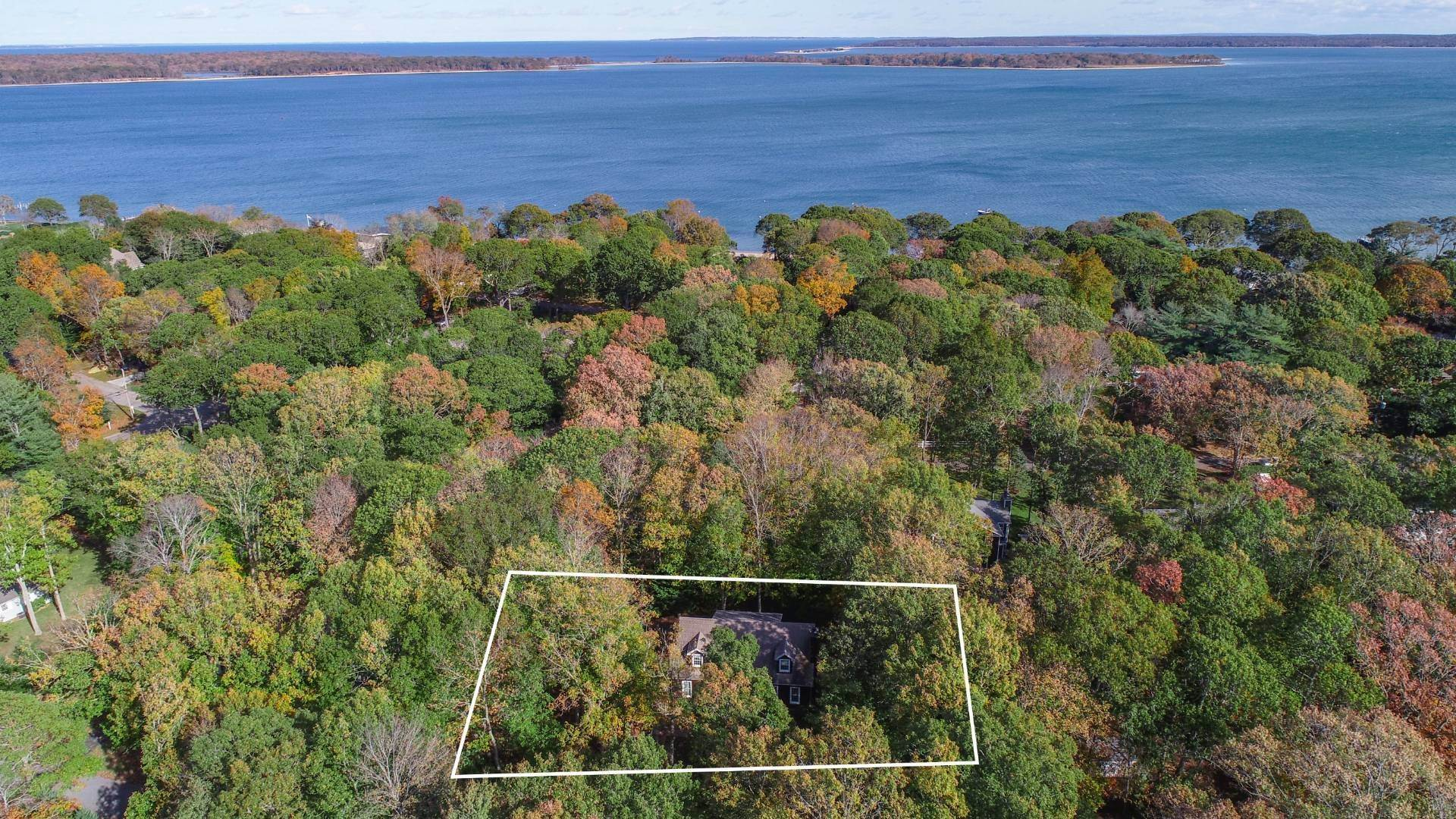 Single Family Home for Sale at North Haven Manor Private Beachfront/Waterfront Community 9 Manor Rd, Sag Harbor, NY 11963