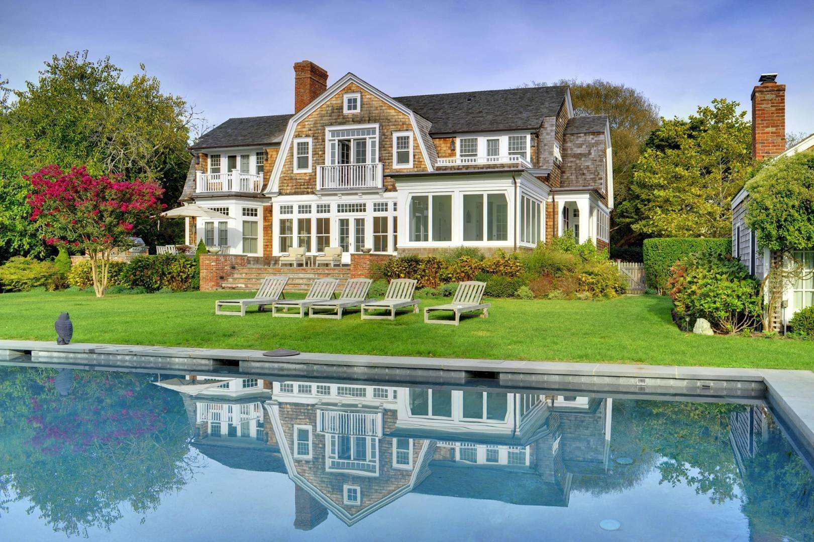 Single Family Home at East Hampton South 6 Bedroom Traditional Near Maidstone Club East Hampton, NY 11937