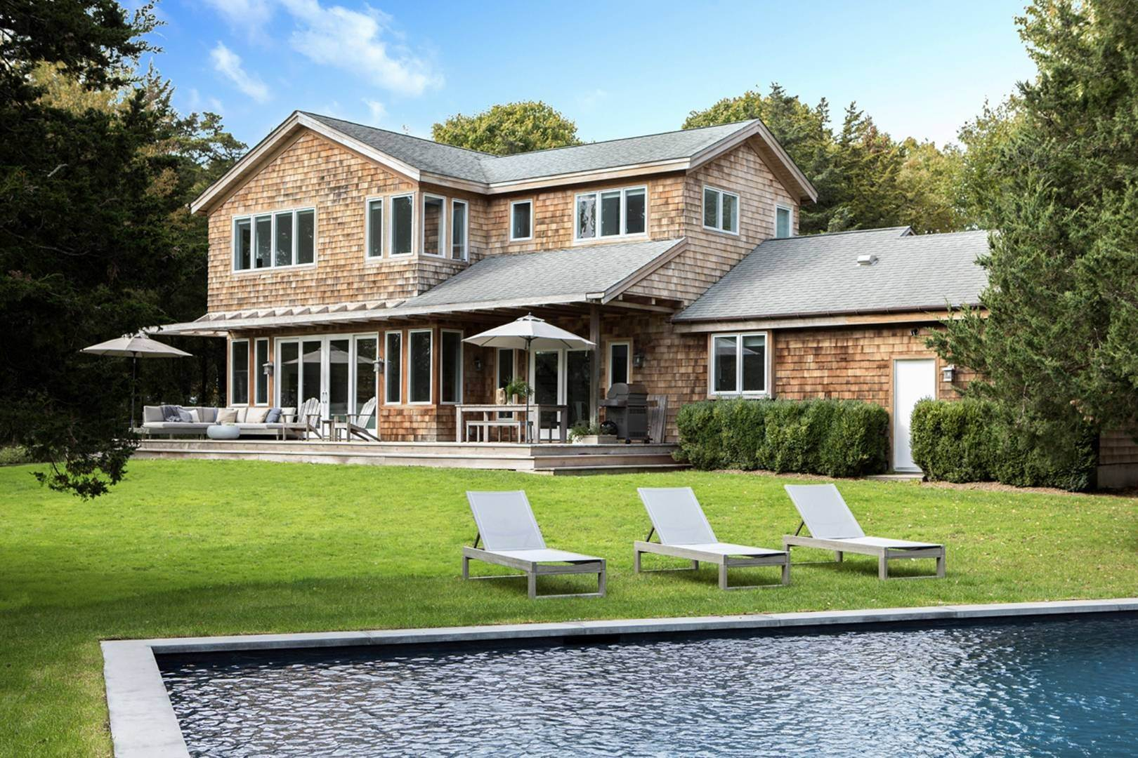 Single Family Home at Newly Designed Near Southampton Village 20 Schwenks Road, Water Mill, NY 11976