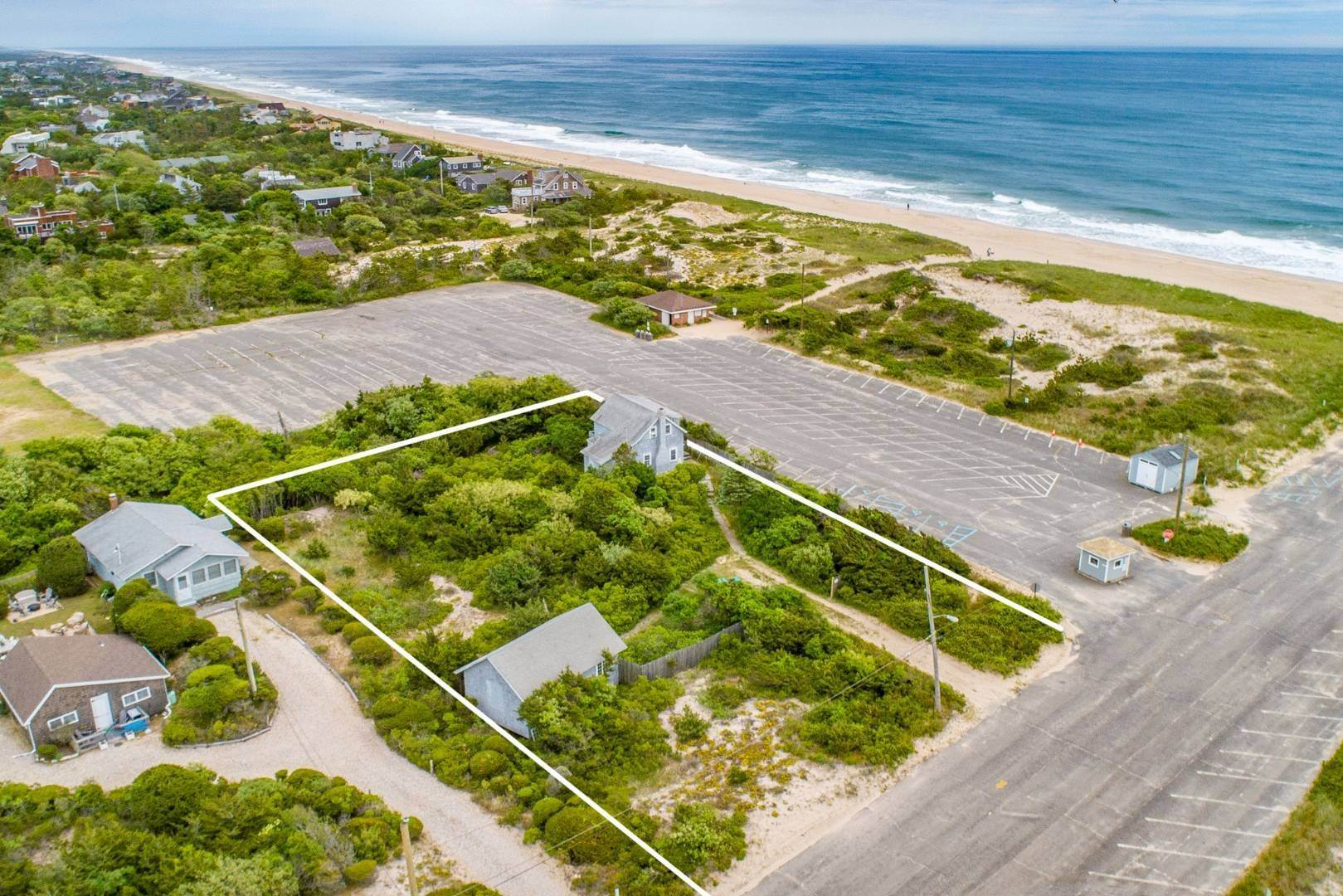 Land for Sale at Amagansett Opportunity Across From The Beach 175 Atlantic Avenue, Amagansett, NY 11930