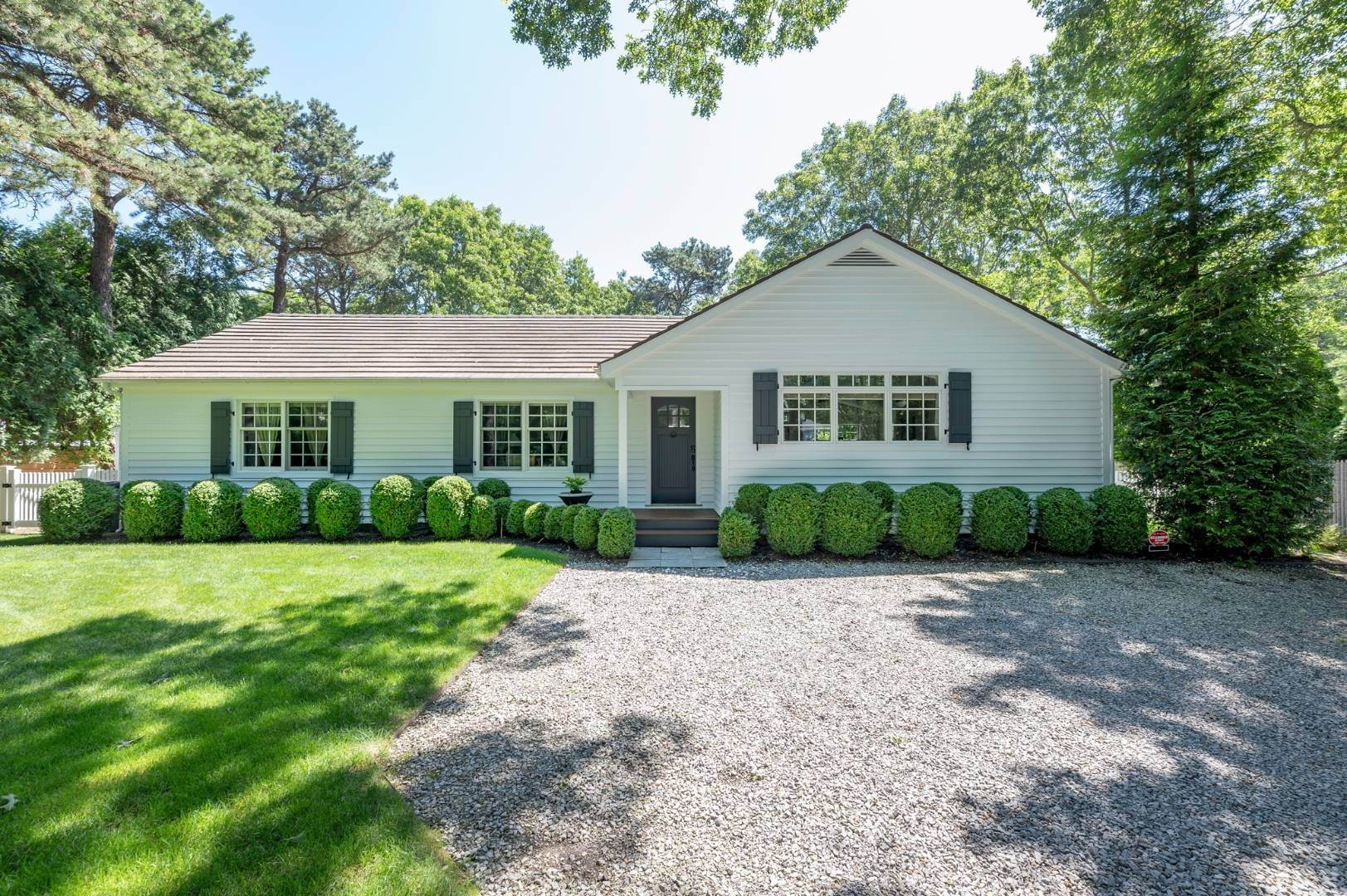 Single Family Home for Sale at Modern Charm In Wainscott 32 East Gate Road, Wainscott, NY 11975