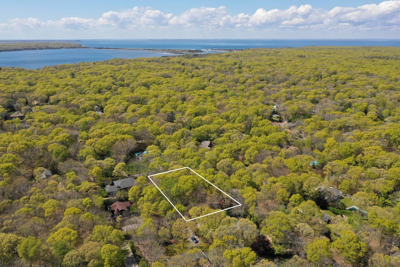 Land for Sale at Springs Building Lot 106 Harbor Boulevard, East Hampton, NY 11937