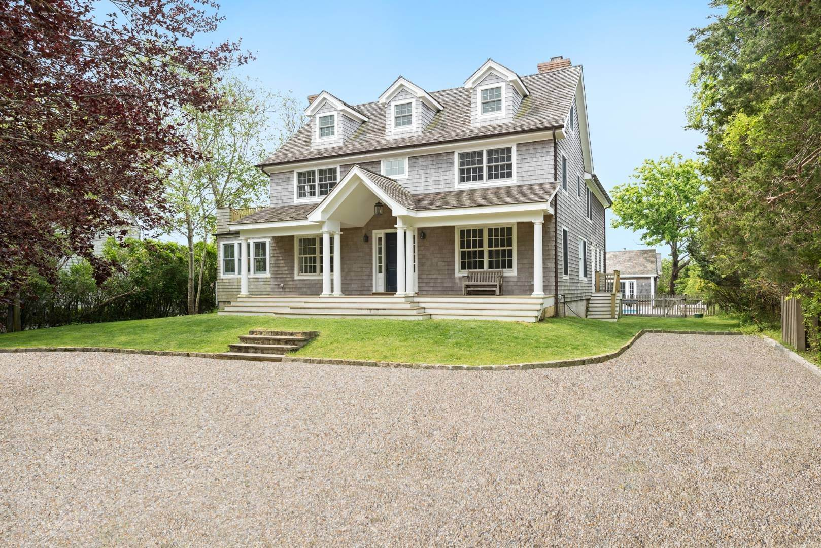 2. Single Family Home at Turnkey Renovated Village Traditional Only Half Mile To Ocean 87 Beach Lane, Westhampton Beach Village, NY 11978