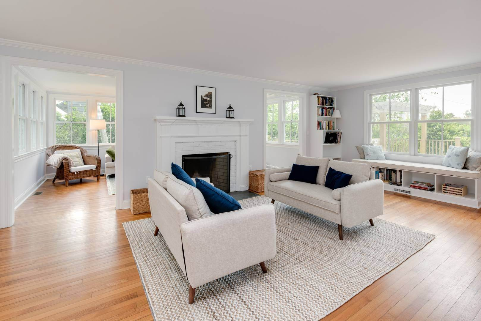 8. Single Family Home at Turnkey Renovated Village Traditional Only Half Mile To Ocean 87 Beach Lane, Westhampton Beach Village, NY 11978