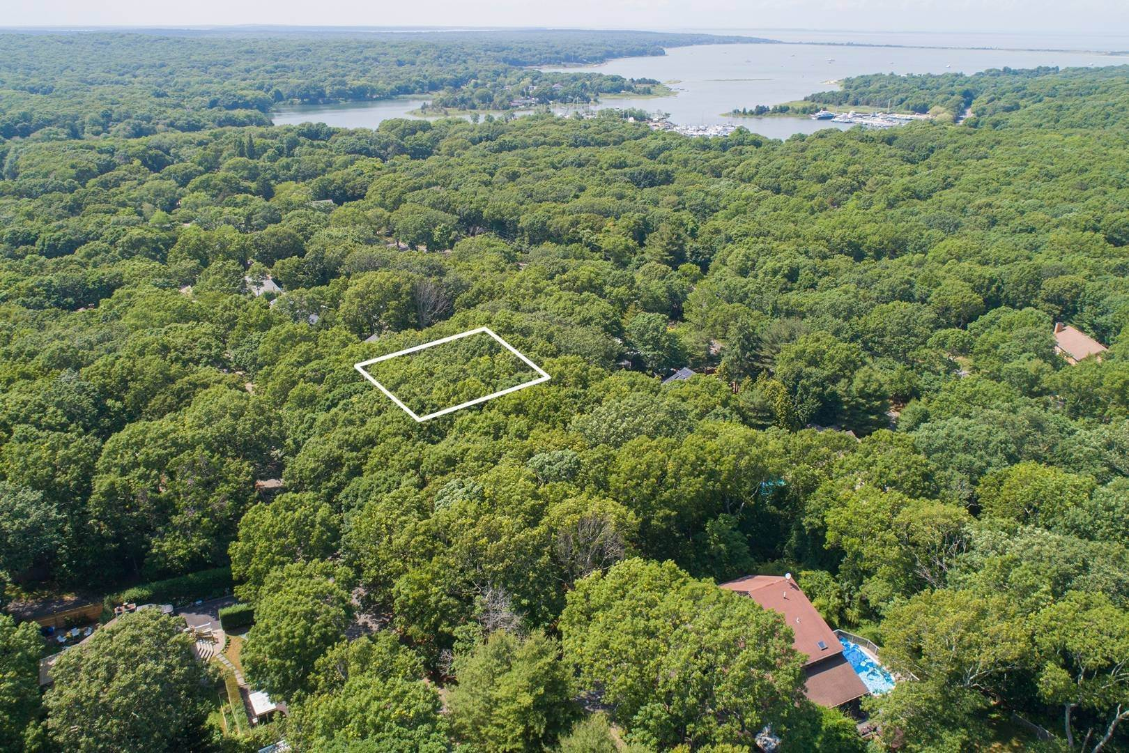 Land for Sale at Beautiful Building Lot In East Hampton 23 Crystal Drive, East Hampton, NY 11937
