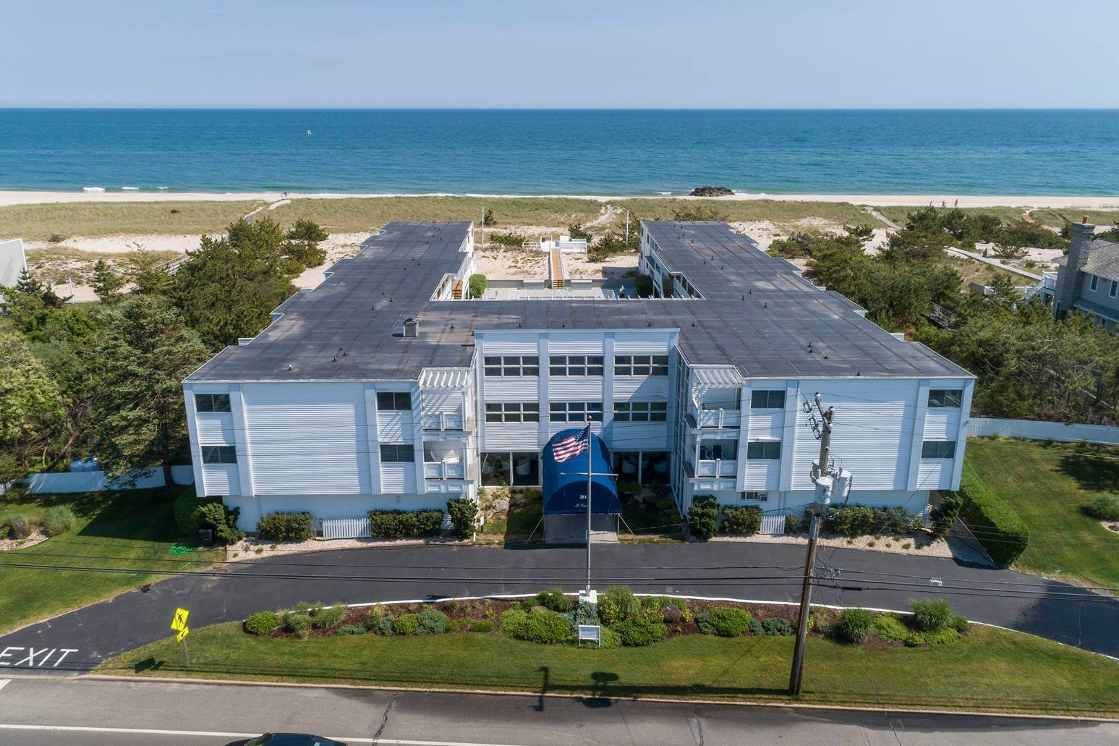 2. Co-op Properties at Oceanfront Living With Sunset Views 281 Dune Road, 8b And 9b, Westhampton Beach Village, NY 11978