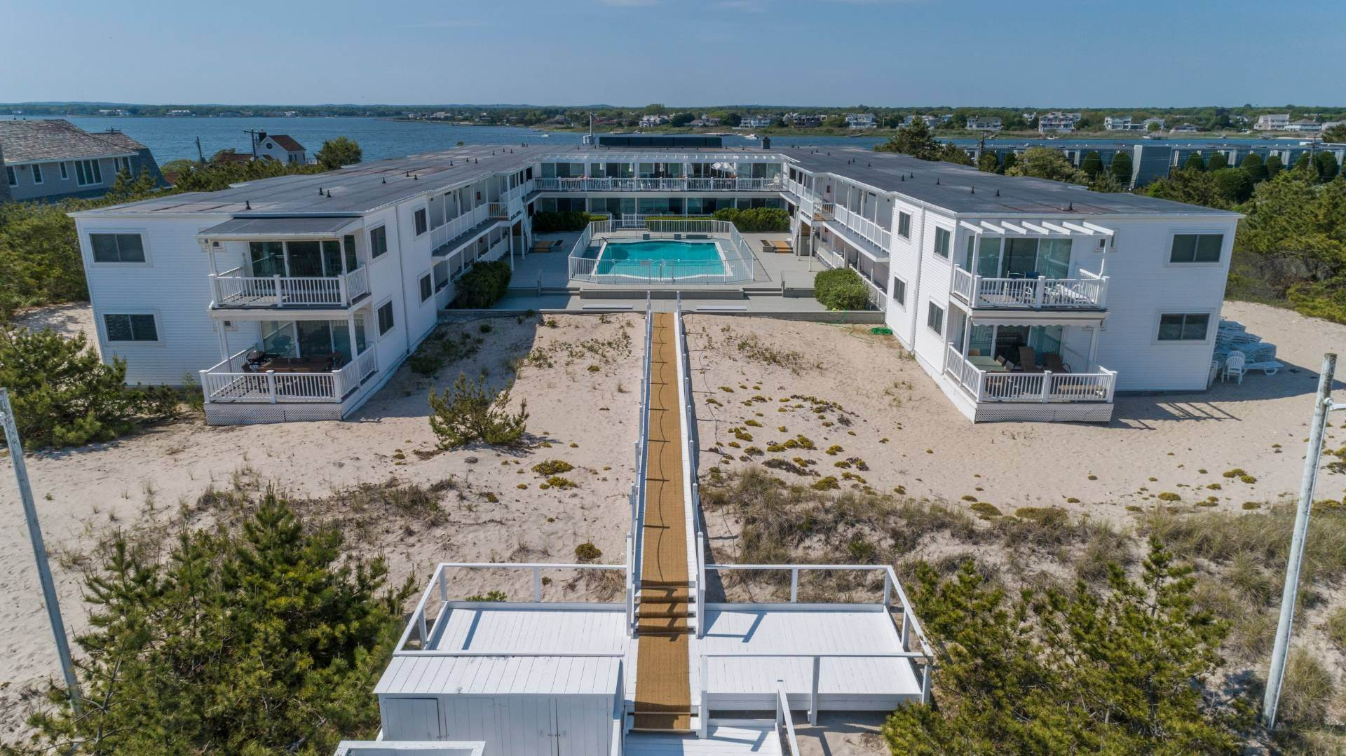 20. Co-op Properties at Oceanfront Living With Sunset Views 281 Dune Road, 8b And 9b, Westhampton Beach Village, NY 11978