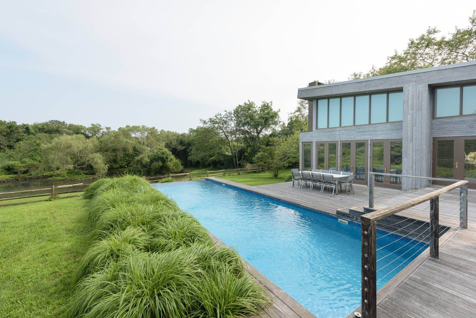 2. Single Family Home at Water Mill South With Pond Views And Pool 41 Wild Goose Lane, Water Mill, NY 11976