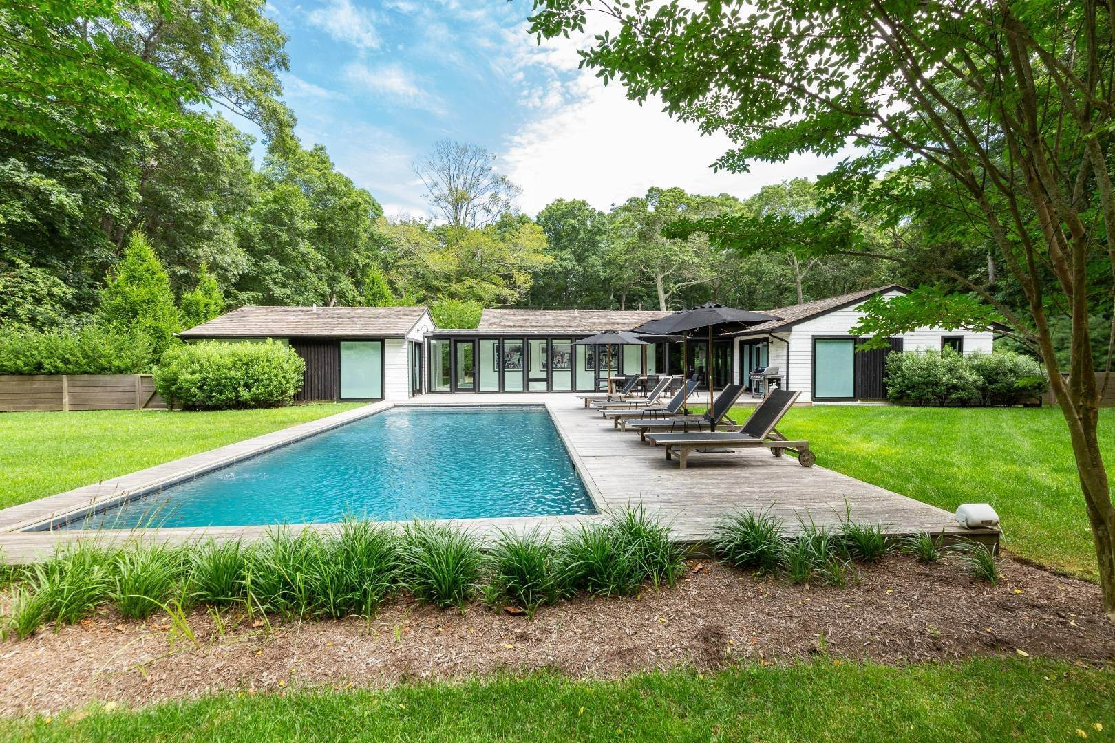 Single Family Home for Sale at Northwest Woods Sophistication 229 Cedar Street, East Hampton, NY 11937