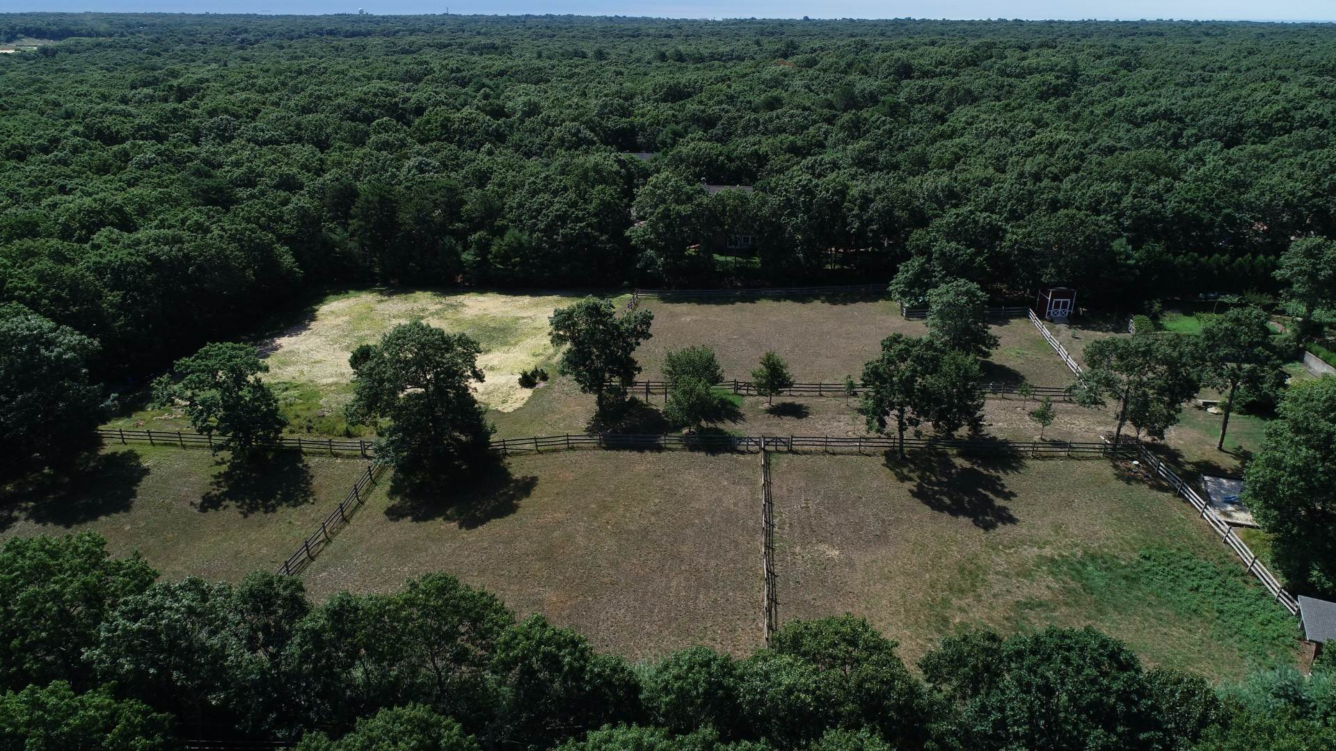 Single Family Home for Sale at Private Estate Tucked Outside Of East Hampton Village 181 Middle Highway, East Hampton, NY 11937