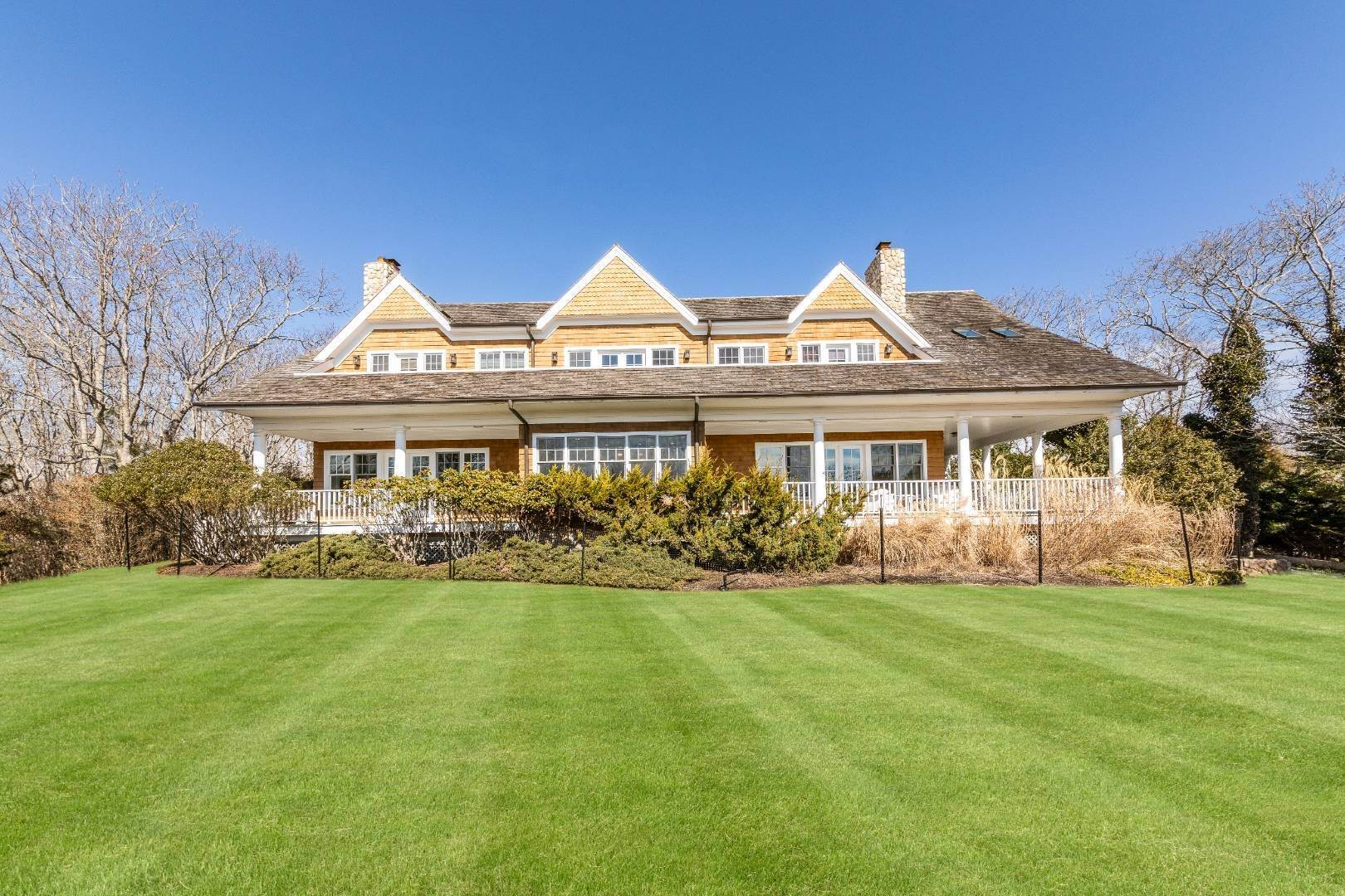 Single Family Home for Sale at Magnificent Montauk With Ocean Views 16 Fir Lane, Montauk, NY 11954