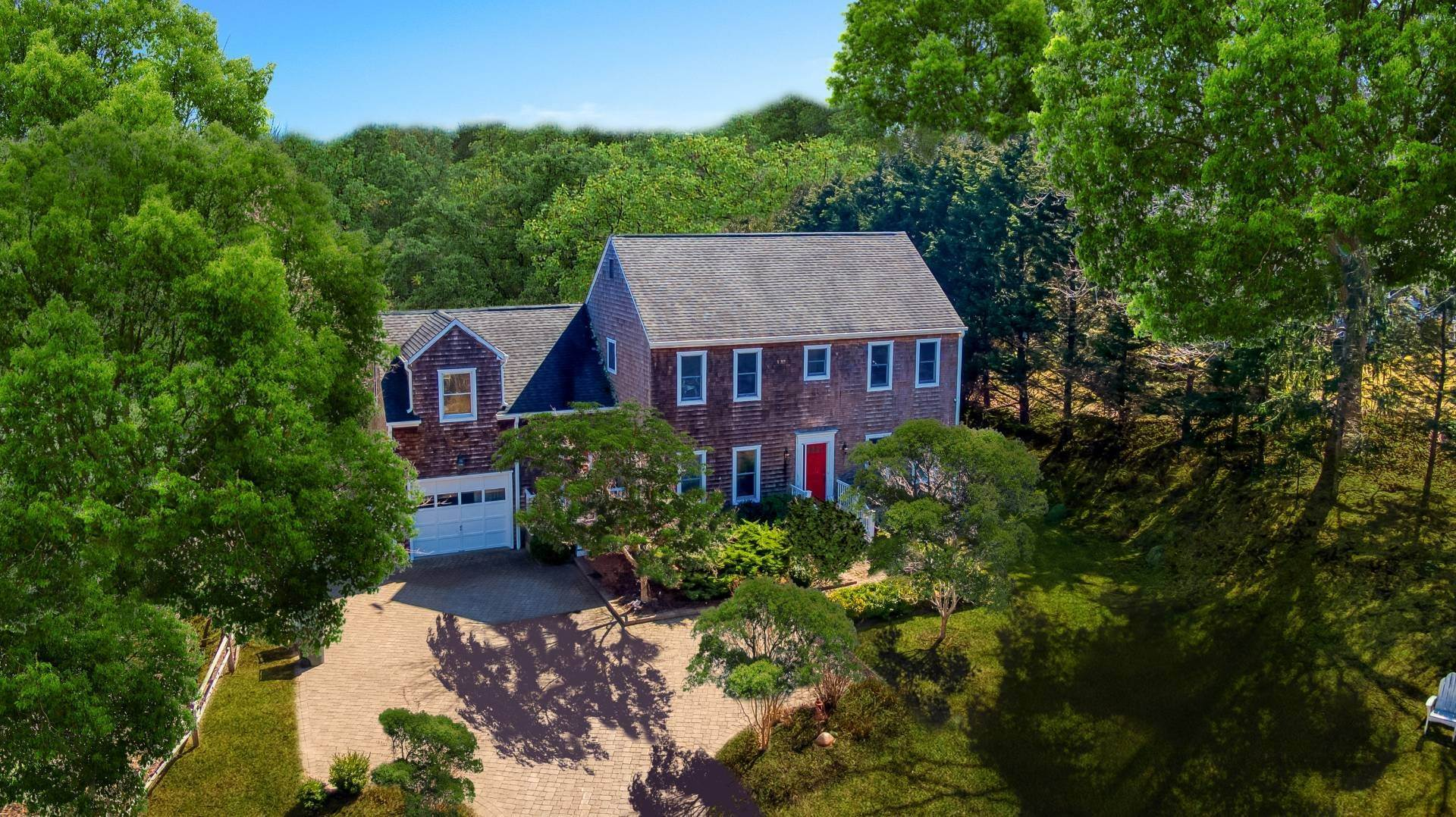 Single Family Home for Sale at Shelter Island Tranquility With Pool 23 Lakeview Drive, NY 11964