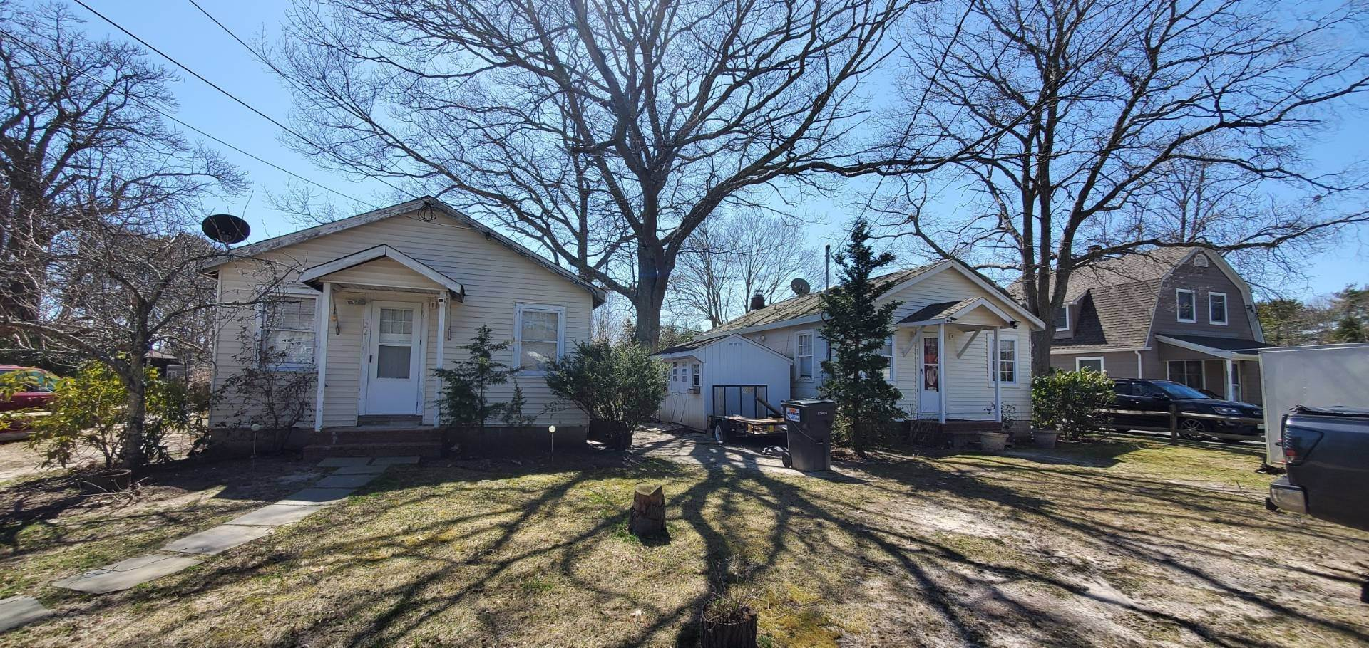 Single Family Home for Sale at Income Producing Property In E. Quogue & Subdivision Opportunity 22 Vail Avenue, East Quogue, NY 11942