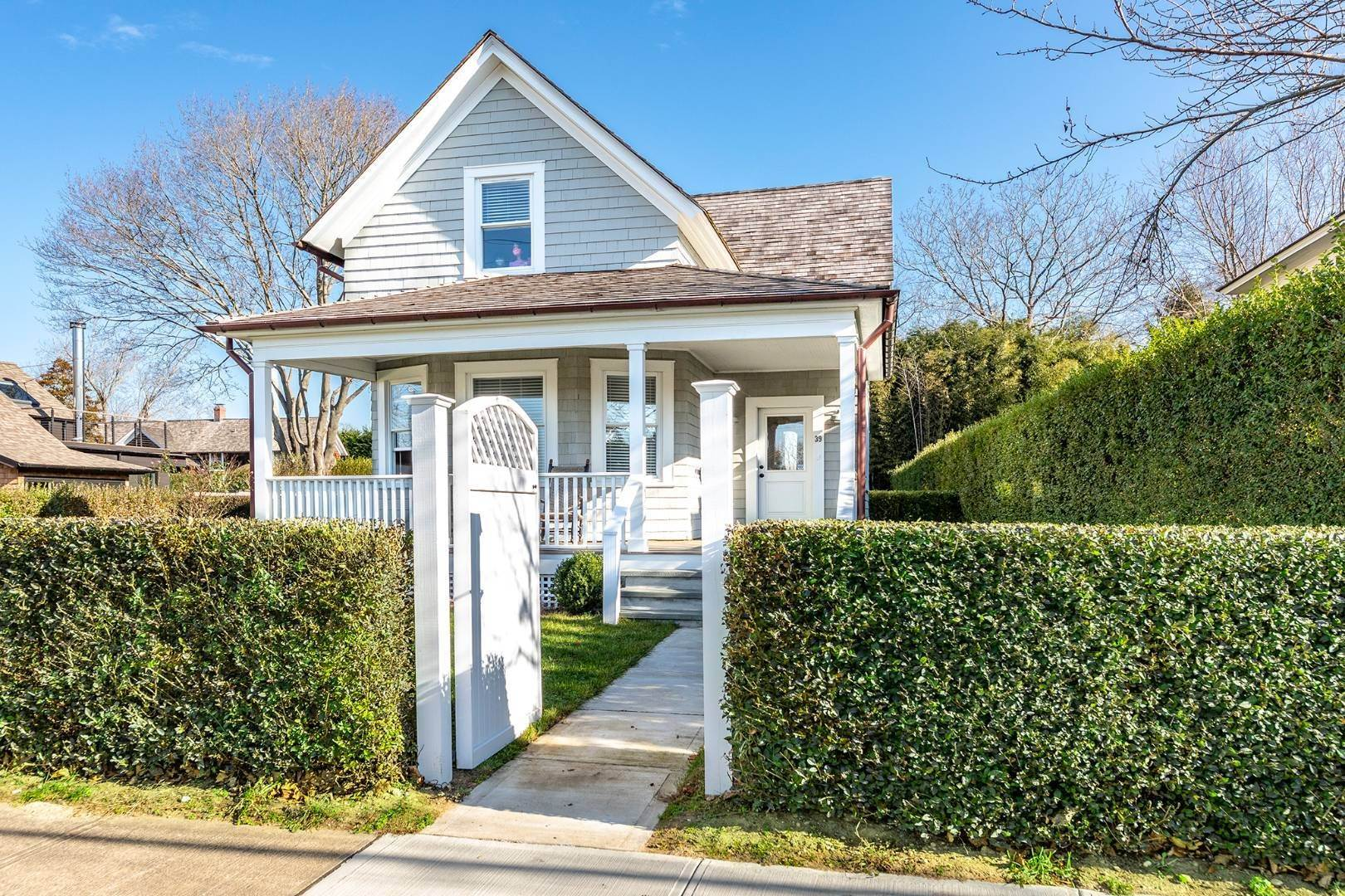 Single Family Home for Sale at Turnkey Bridgehampton Village Charmer 39 Corwith Avenue, Bridgehampton, NY 11932