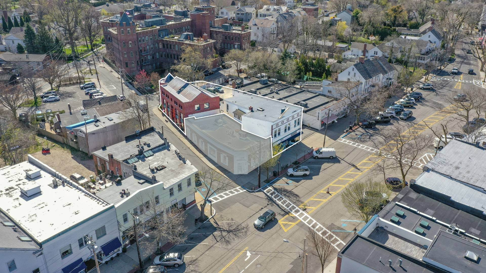 Commercial for Sale at Just Listed! Sag Harbor Main St. Commercial- Mixed Use 95 Main Street Or 75 Washington Street, Sag Harbor, NY 11963