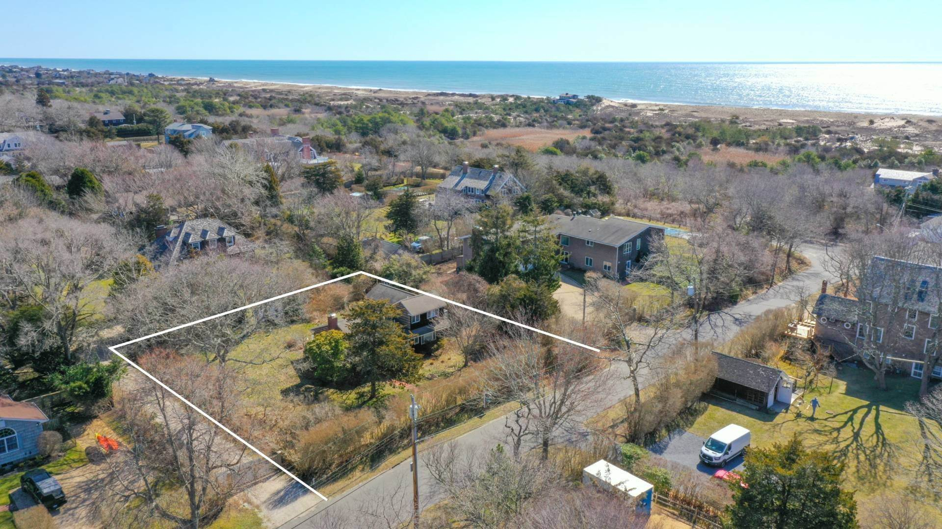 Single Family Home for Sale at Amagansett Lanes Near Bluff Road 121 Hedges La, Amagansett, NY 11930