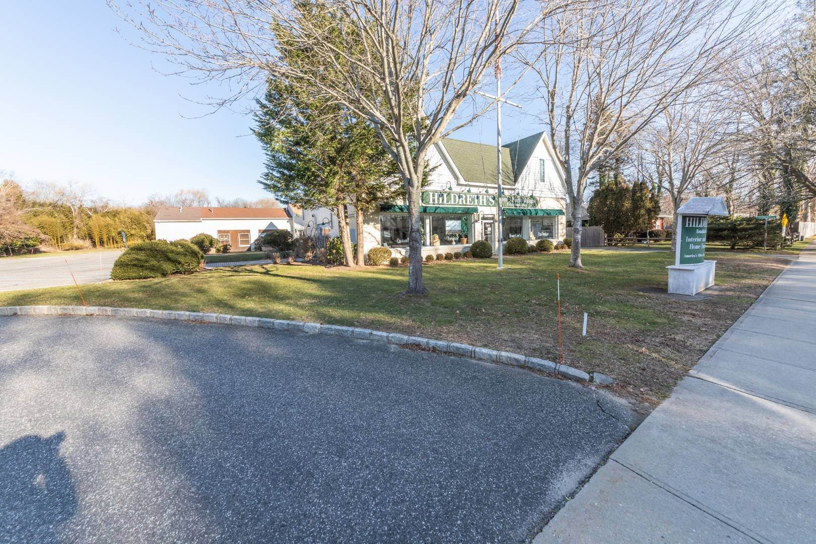 Commercial for Sale at East Hampton Village - Commercial Opportunity 109 Pantigo Road, East Hampton, NY 11937