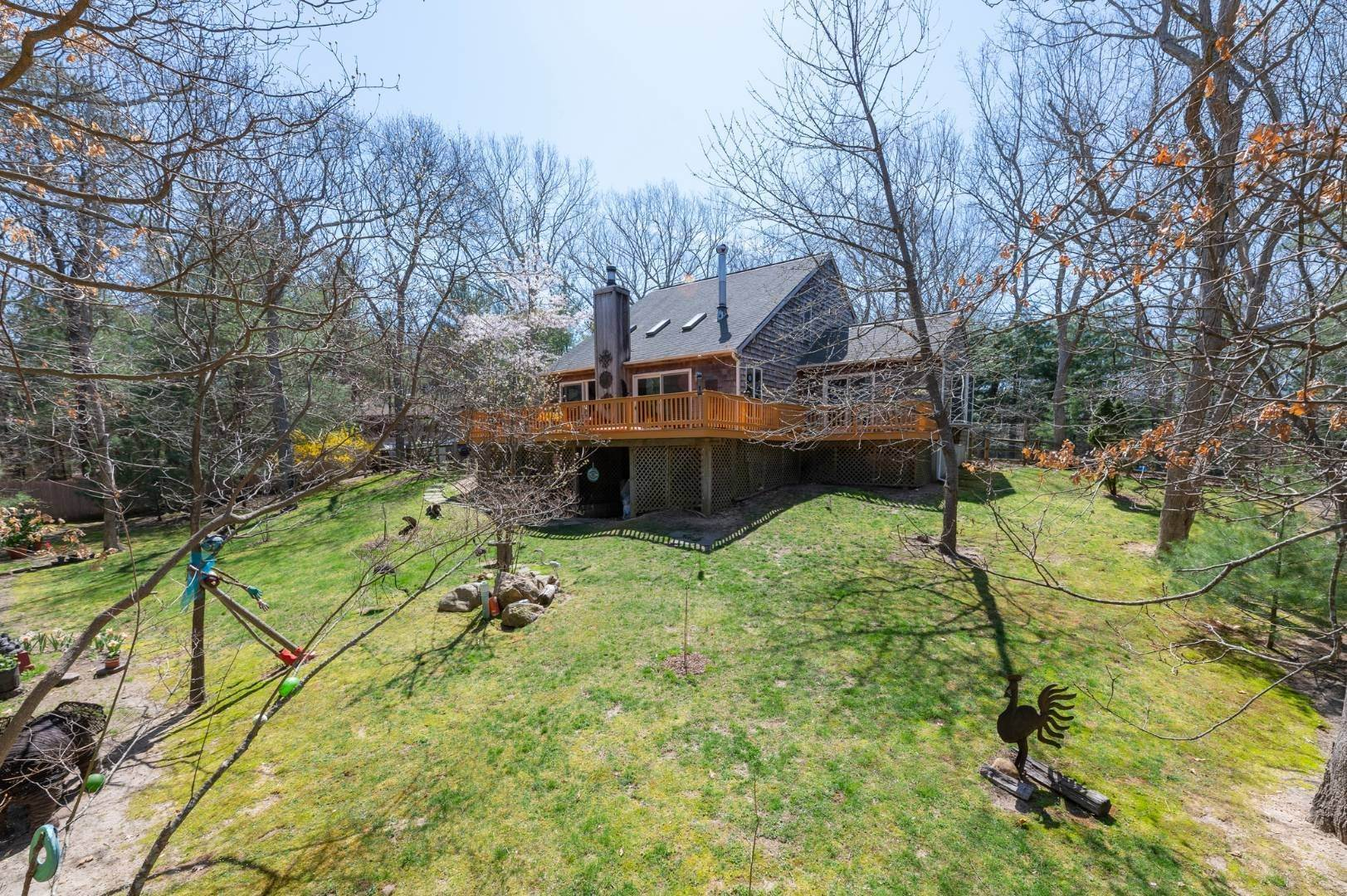 Single Family Home for Sale at Hidden Jewel In East Hampton 26 Harbor View Drive, East Hampton, NY 11937