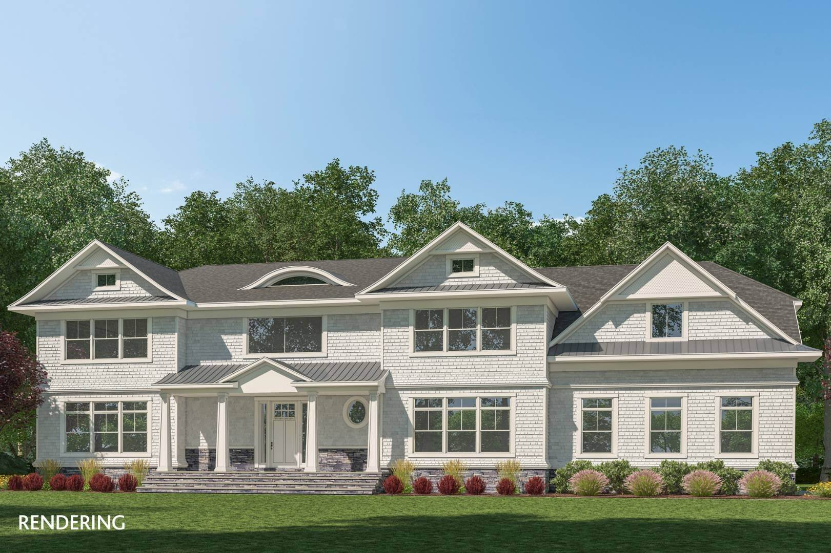 Single Family Home for Sale at New Construction In Sagaponack 9 Forest Crossing, Sagaponack, NY 11962