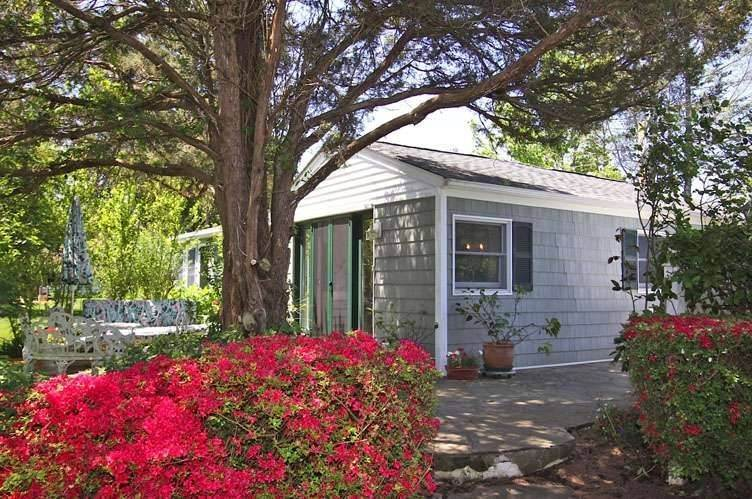 Single Family Home for Sale at The Enchanted Cottage 7 Osceola Lane, Southampton, NY 11968