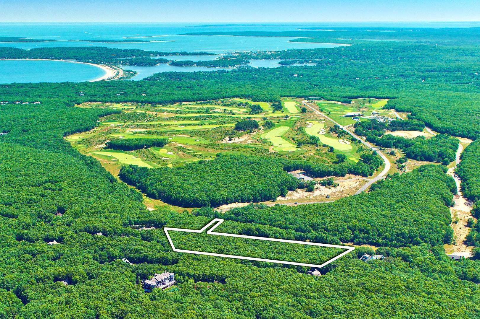 Land for Sale at Top Of The World Building Lot 1193 Millstone Road, Sag Harbor, NY 11963