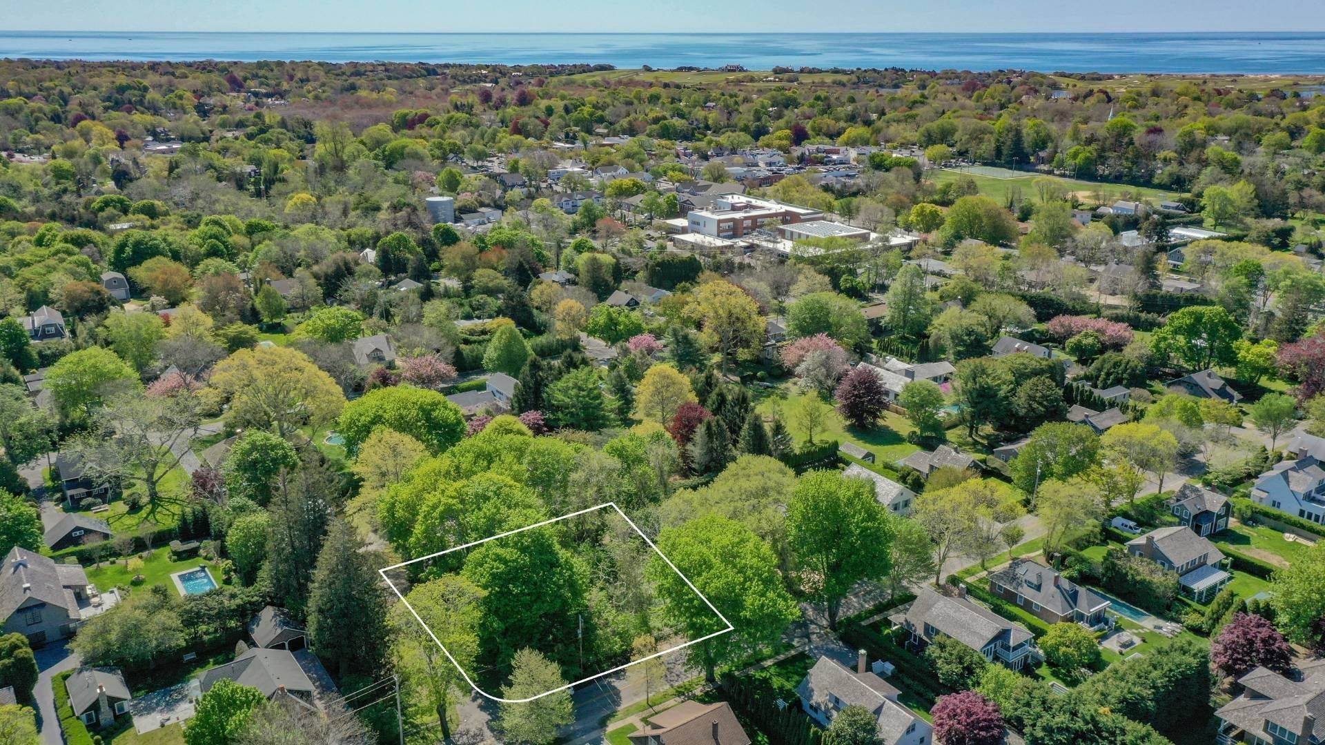 Land for Sale at Vacant Land On Sherrill Road 38 Sherrill Road, East Hampton, NY 11937