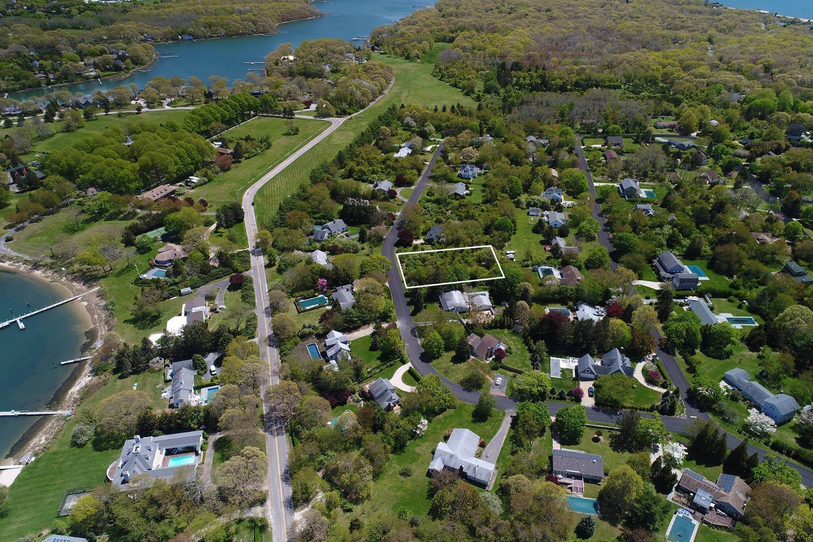 Land for Sale at Shelter Island Idyllic Country Acreage 4 Tims Trail, Shelter Island Heights, NY 11964