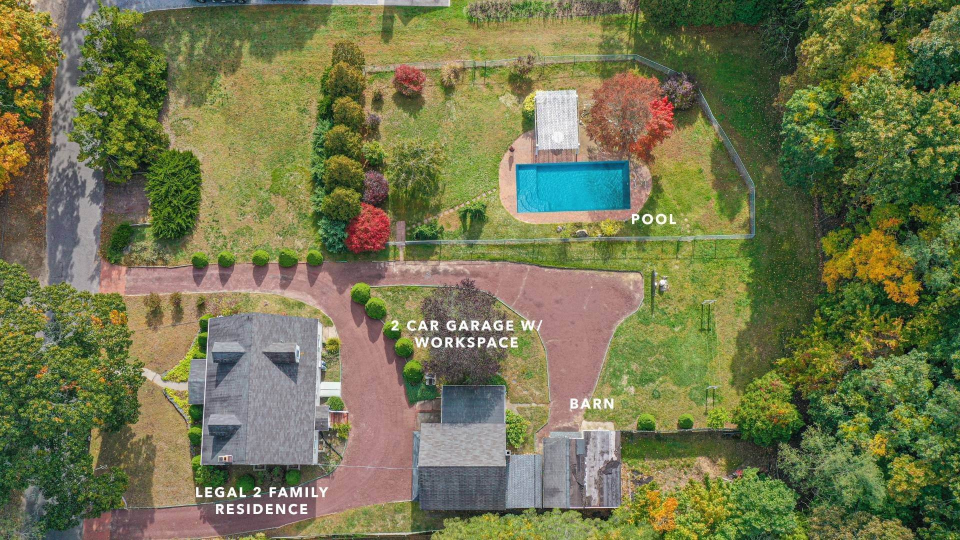 Single Family Home for Sale at Sag Harbor Amazing Opportunity - Legal Two Family Home 40 Carroll Street, Sag Harbor, NY 11963