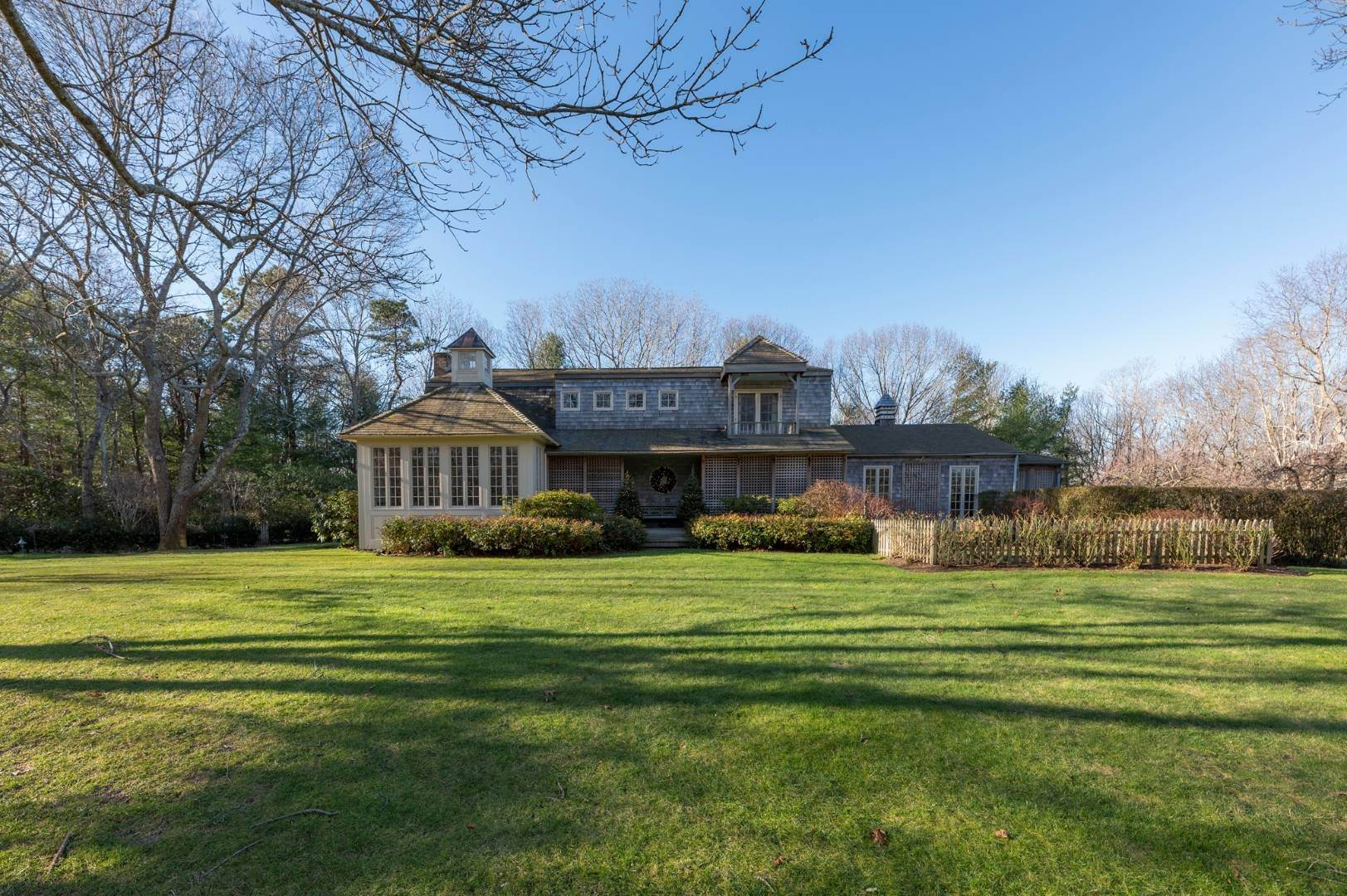 Single Family Home for Sale at Expansive Sagaponack Home With Room For Pool And Tennis 788 Sagg Road, Sagaponack, NY 11962