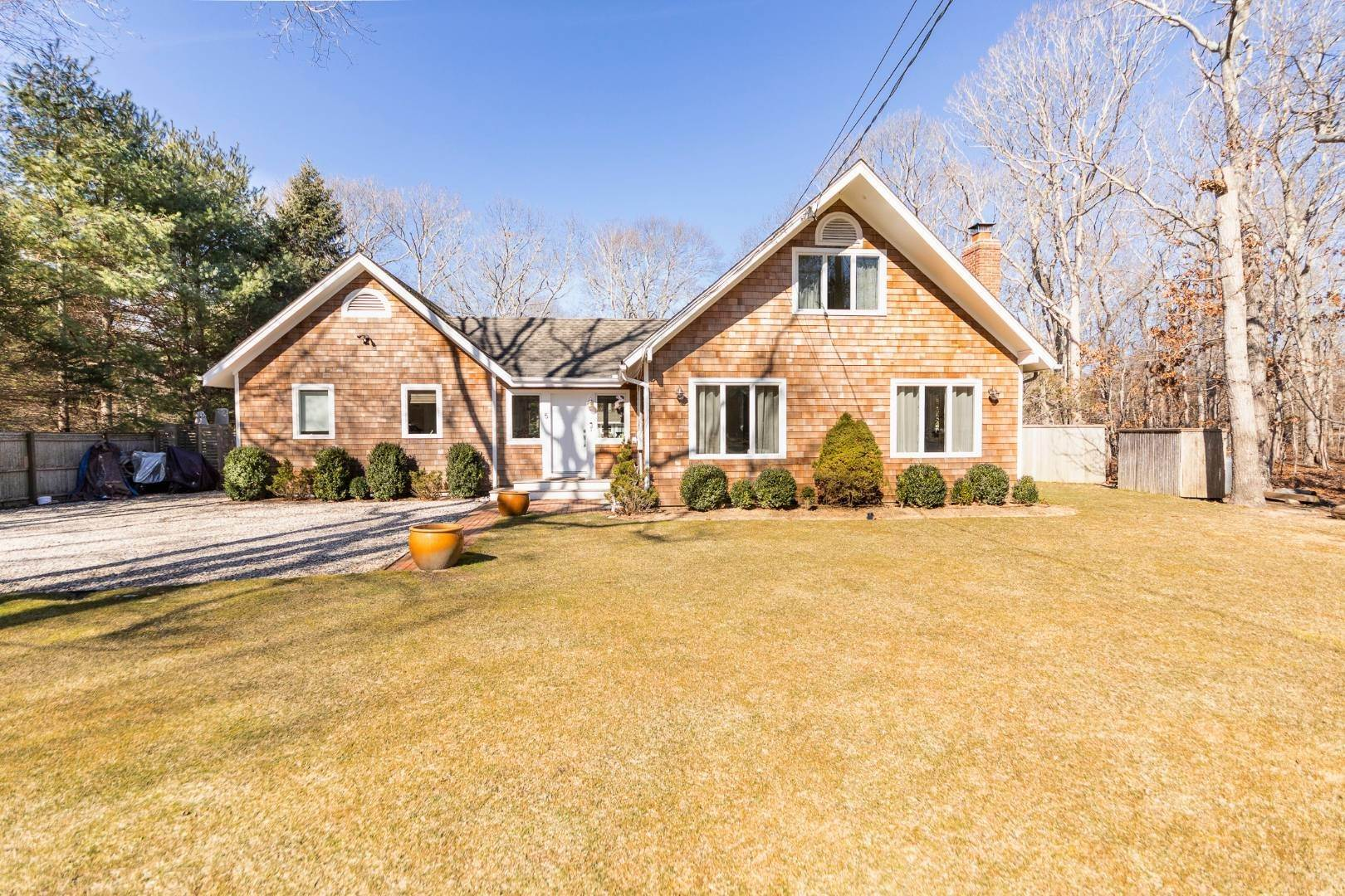 Single Family Home for Sale at Clearwater Modern 5 Dorset Road, East Hampton, NY 11937