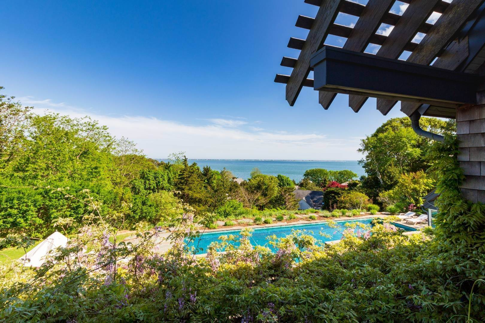 Single Family Home at Stuning Bayview Home Southampton South! Southampton, NY 11968