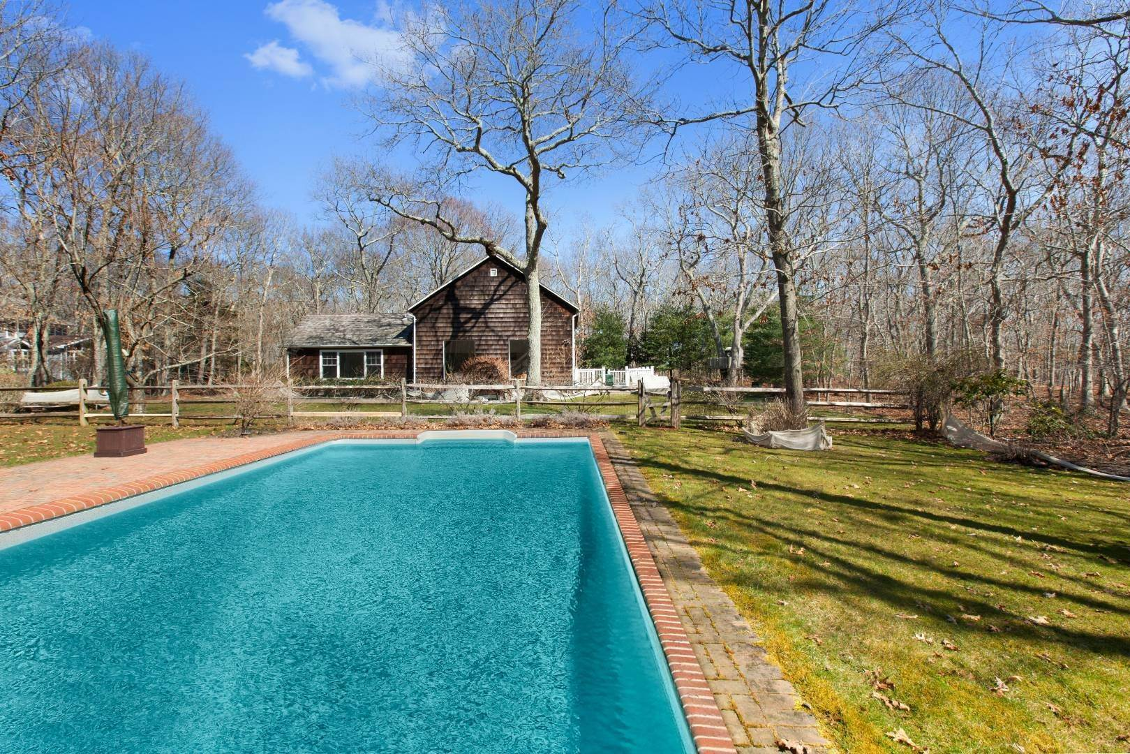 Single Family Home at Charming Water Mill Farmhouse Water Mill, NY 11976