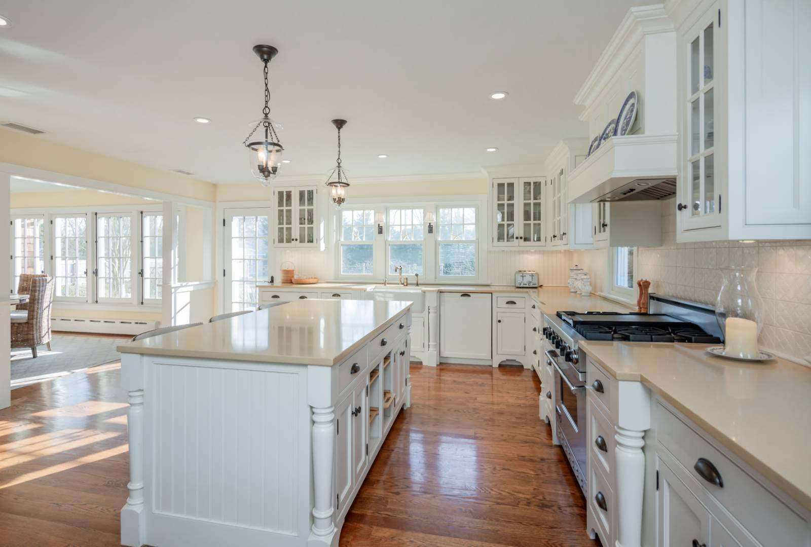 5. Single Family Home at Bright & Sunny In East Hampton Village East Hampton, NY 11937