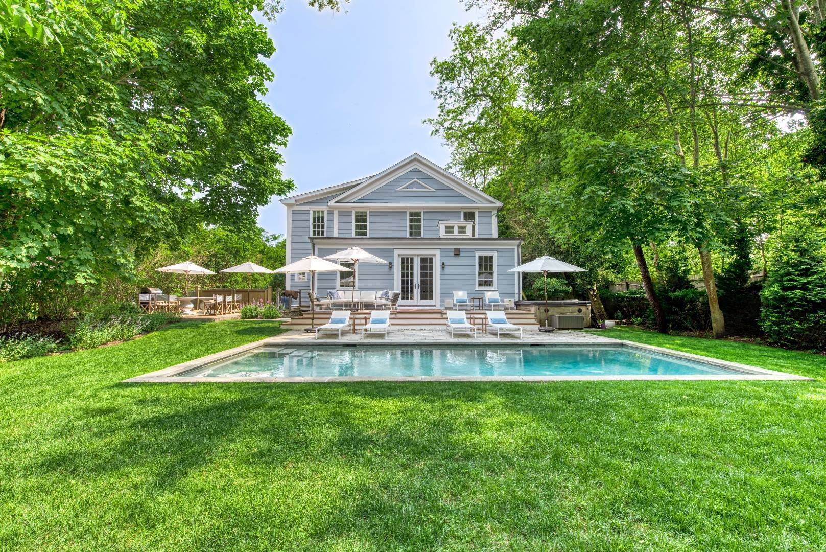 12. Single Family Home at Coveted Village Privacy Sag Harbor, NY 11963