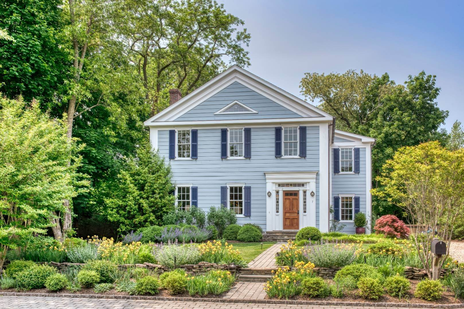 Single Family Home at Coveted Village Privacy Sag Harbor, NY 11963