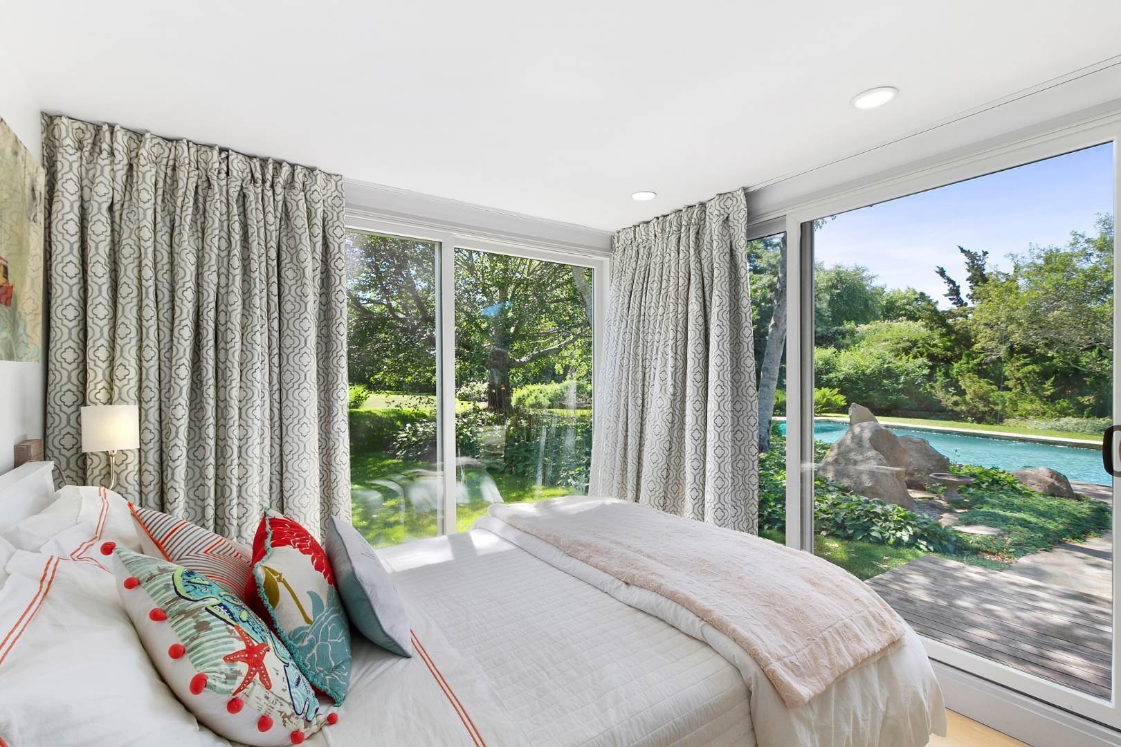 12. Single Family Home at Pool And Privacy Near Sagaponack Beaches 51 Seascape Lane, Sagaponack Village, NY 11962