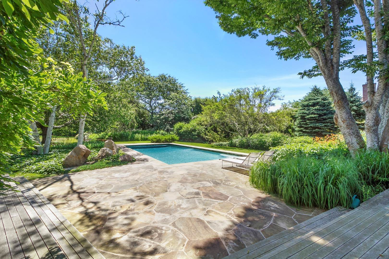 3. Single Family Home at Pool And Privacy Near Sagaponack Beaches 51 Seascape Lane, Sagaponack Village, NY 11962