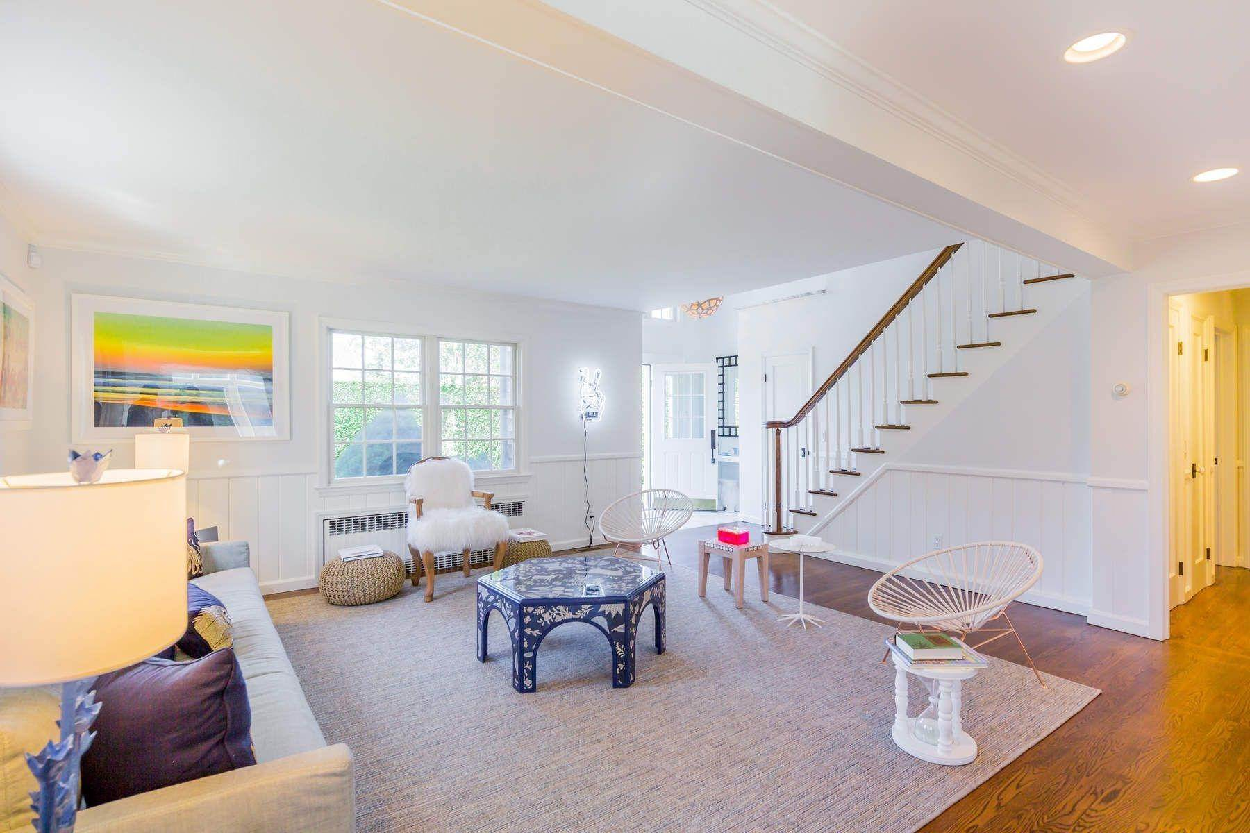 5. Single Family Home at Southampton Village Close To All 124 Burnett St, Southampton, NY 11968