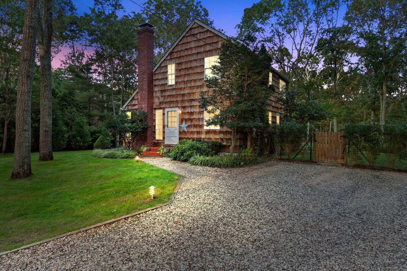 Single Family Home for Sale at Sag Harbor Serenity 72 Laurel Lane, Sag Harbor South, NY 11963