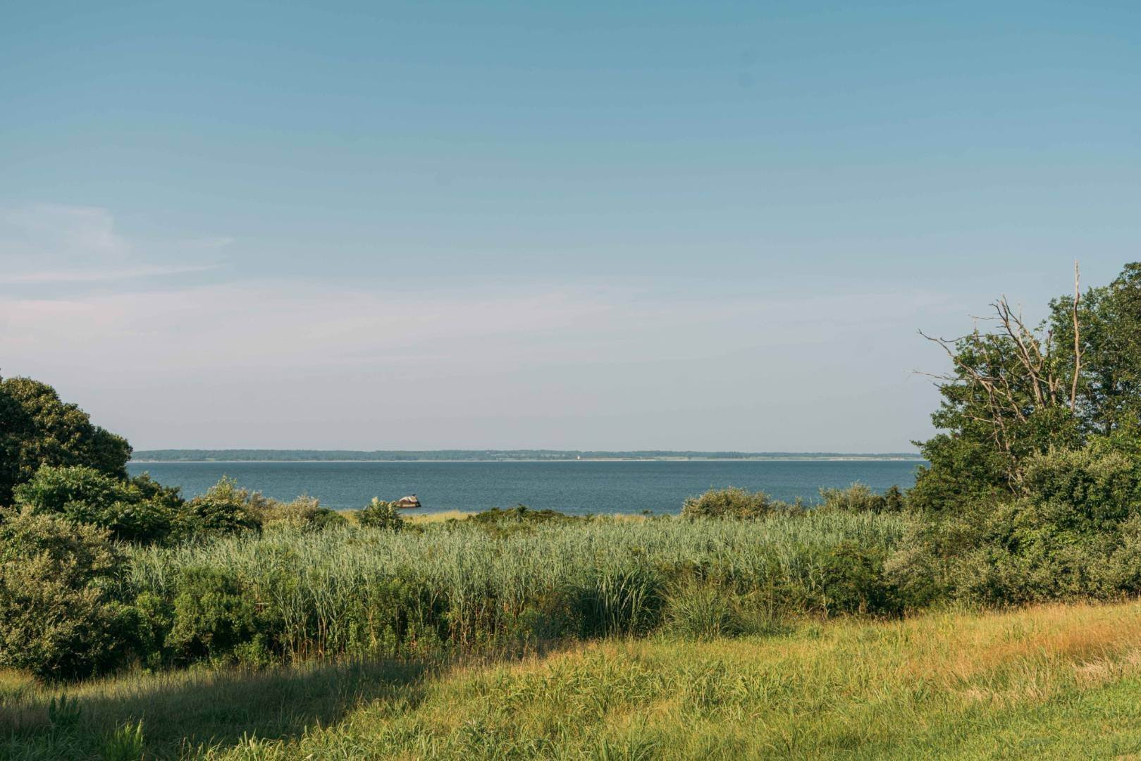 6. Single Family Home at Fireplace Lodge 6 Acres Private Waterfront Retreat 1251 Springs Fireplace Road, East Hampton, NY 11937