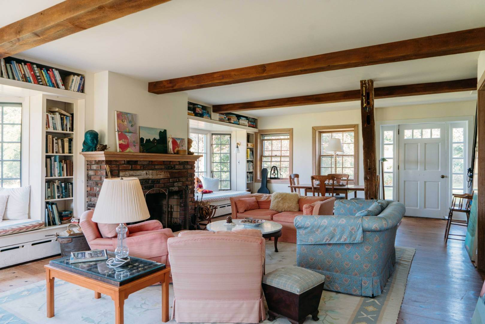 10. Single Family Home at Fireplace Lodge 6 Acres Private Waterfront Retreat 1251 Springs Fireplace Road, East Hampton, NY 11937
