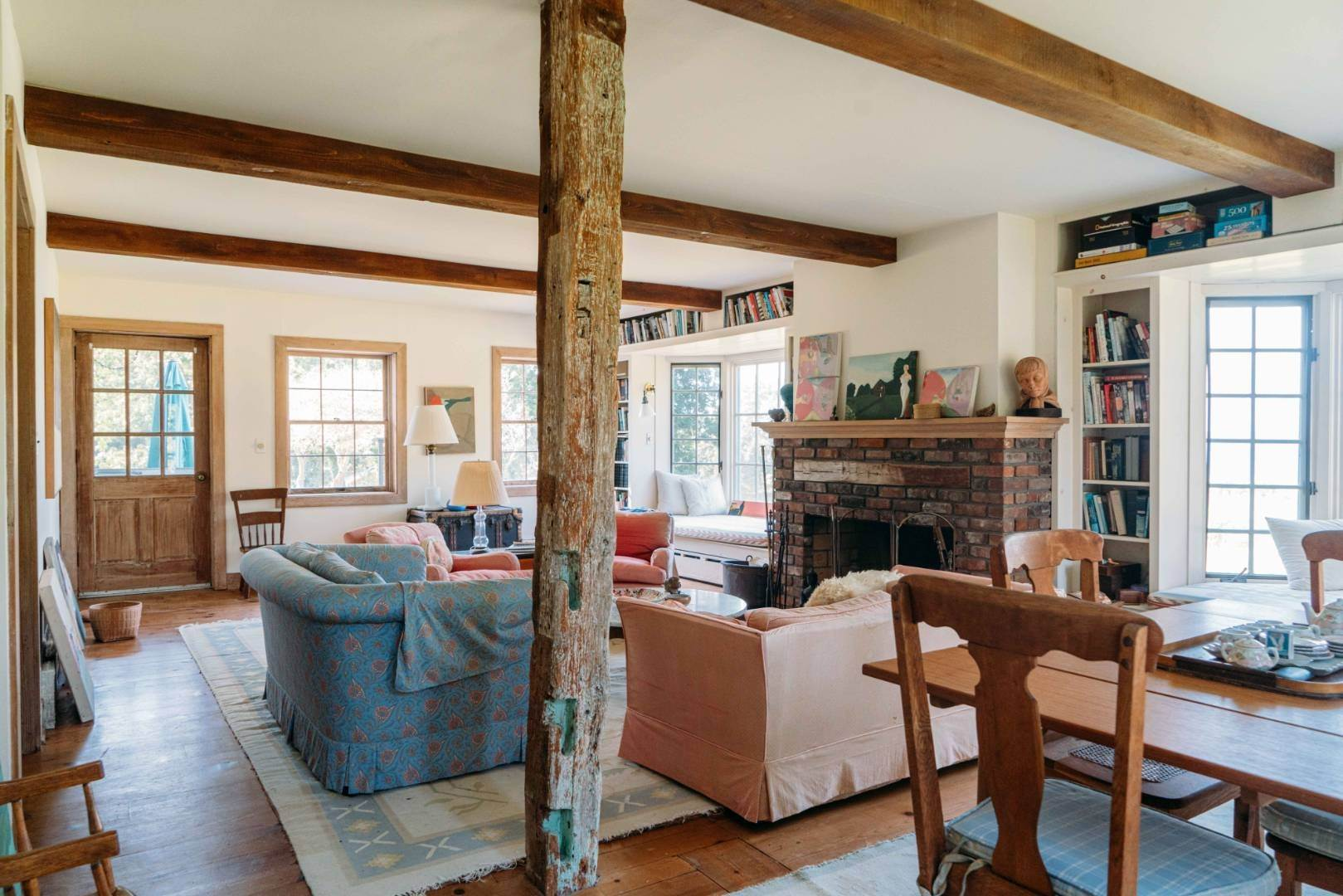 11. Single Family Home at Fireplace Lodge 6 Acres Private Waterfront Retreat 1251 Springs Fireplace Road, East Hampton, NY 11937