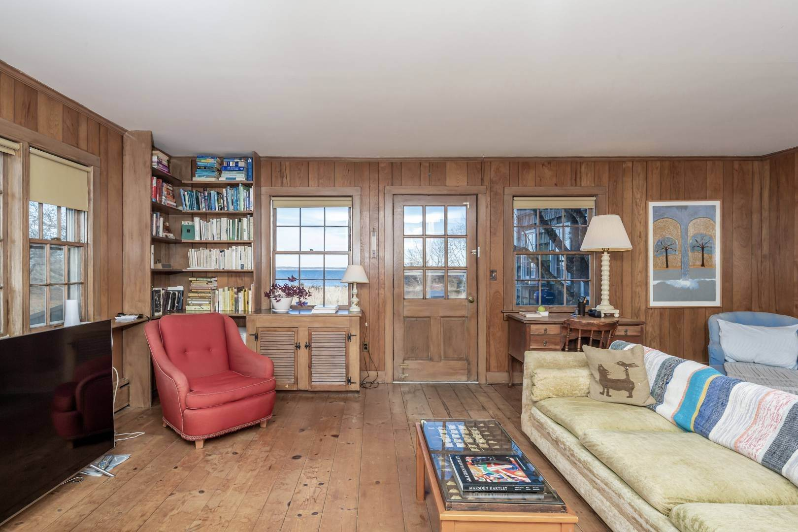 17. Single Family Home at Fireplace Lodge 6 Acres Private Waterfront Retreat 1251 Springs Fireplace Road, East Hampton, NY 11937
