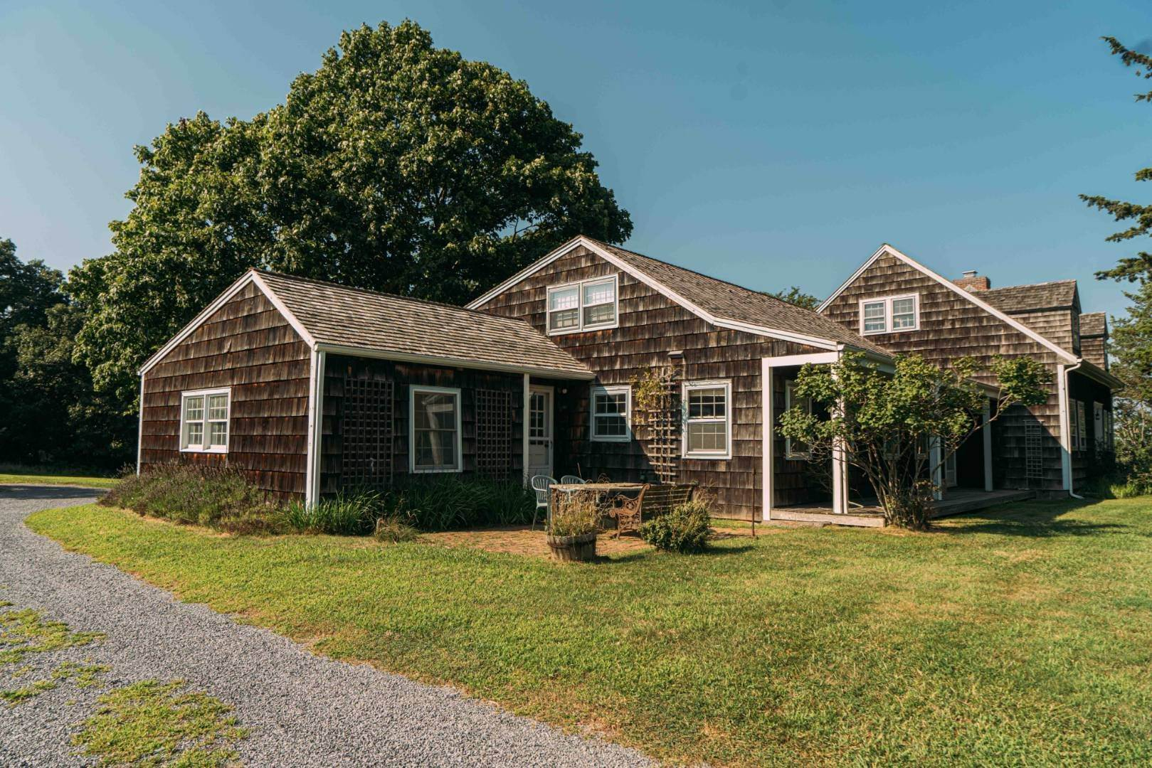 9. Single Family Home at Fireplace Lodge 6 Acres Private Waterfront Retreat 1251 Springs Fireplace Road, East Hampton, NY 11937