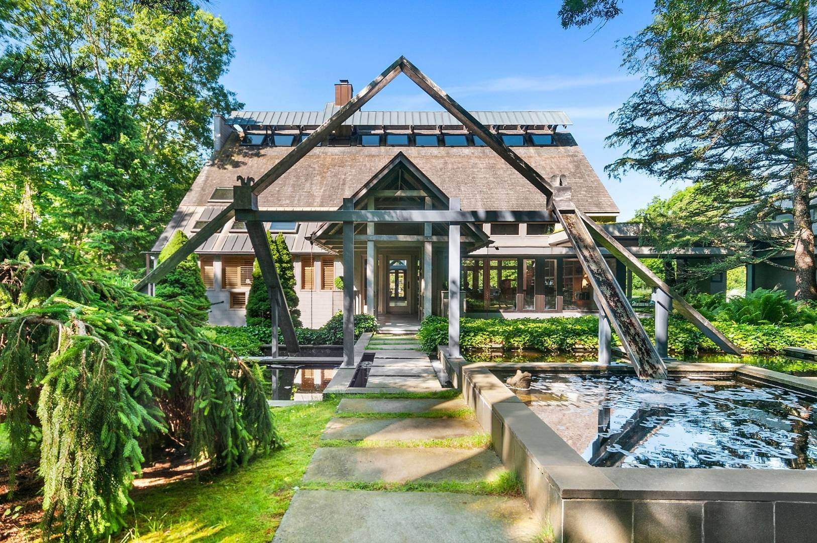 Single Family Home for Sale at Private Oasis In Wainscott South 40 Sayres Path, Wainscott, NY 11975