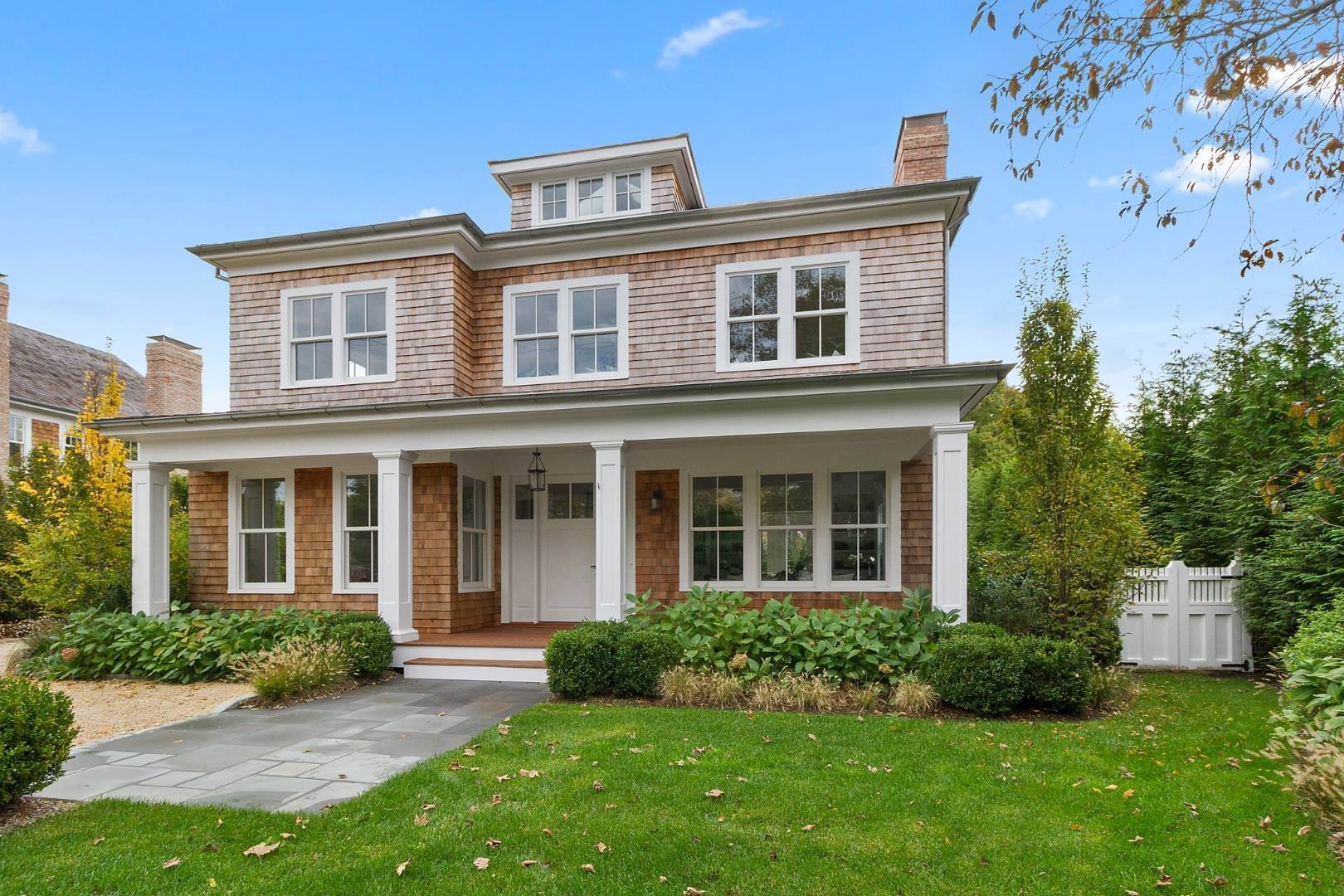 Single Family Home for Sale at Perfect Village Home With Pool & Pool House 42 Old Town Crossing, Southampton, NY 11968