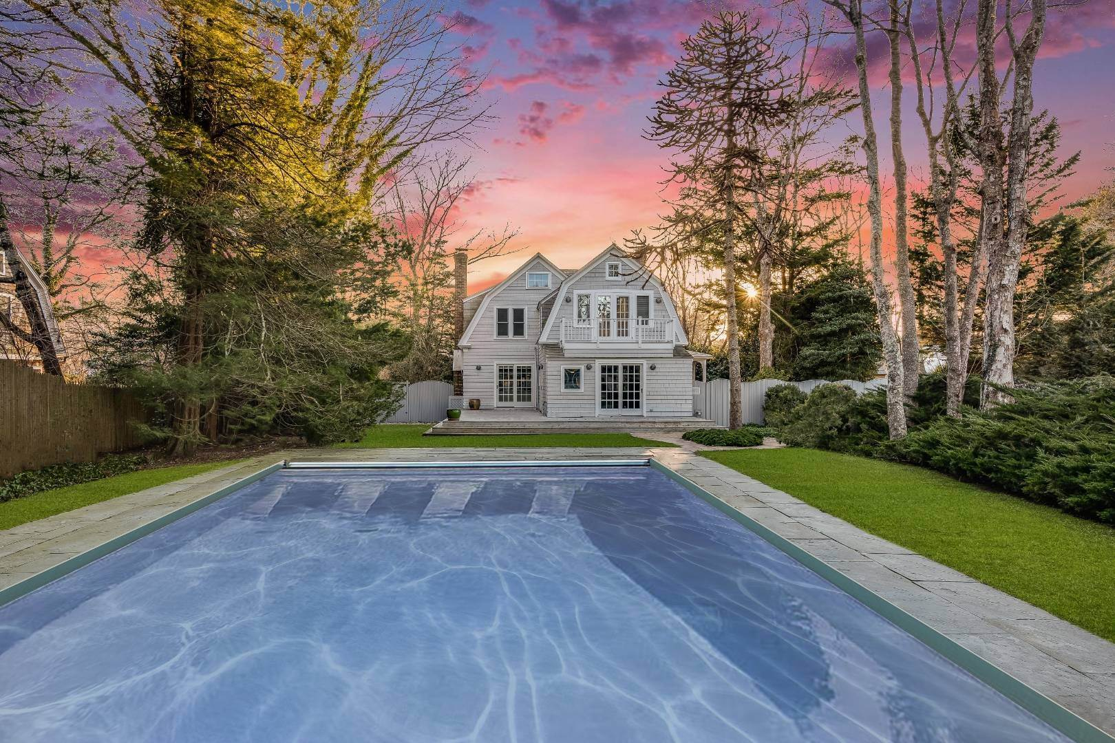 Single Family Home for Sale at East Hampton Near Ocean And Village 20 Egypt Lane, East Hampton, NY 11937
