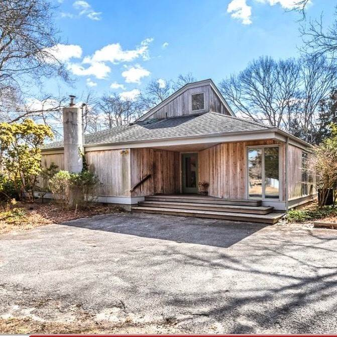 Single Family Home at Mid-Century Sanctuary Nestled In Nature 7 Old Pond Lane, Remsenburg, NY 11960