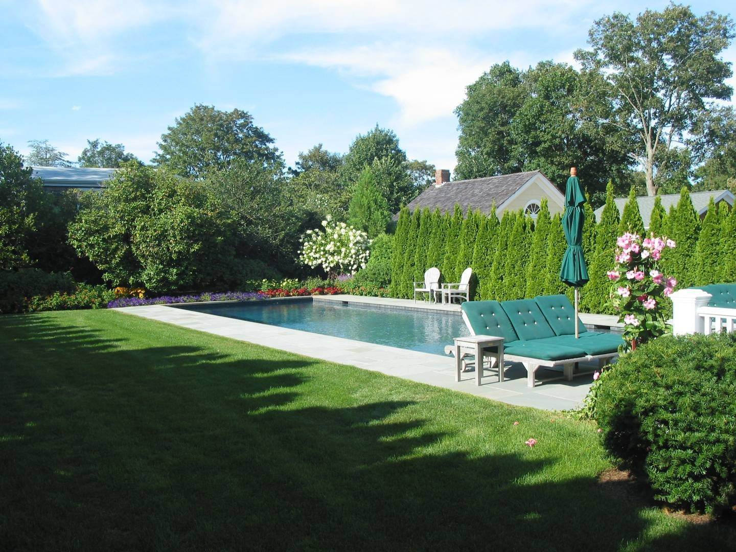 4. Single Family Home at Classic Herrick Road Home With Pool 75 Herrick Road, Southampton, NY 11968